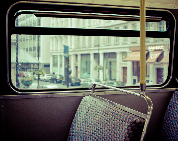 bus around